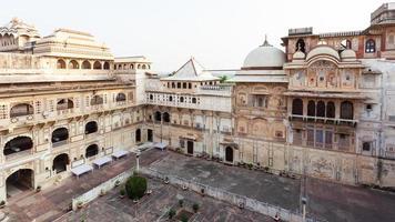 City Palace in Karauli, Rajasthan, India photo