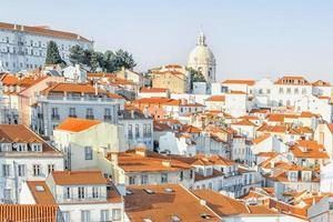 Lisbon city in the Daytime photo