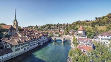 The city of Bern in Switzerland photo