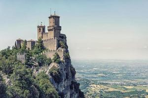 The Republic of San Marino in the daytime photo