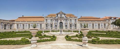 Palace of Queluz in Lisbon   Portugal photo