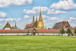 Gran Palacio de Bangkok foto