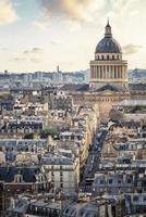 Paris city in France photo