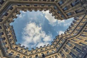 Edouard VIII square in Paris photo
