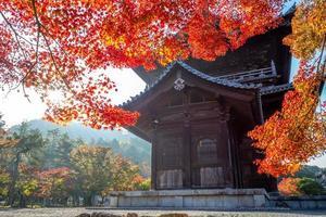 nanzen nanzenji o templo zenrinji en kyoto, japón foto