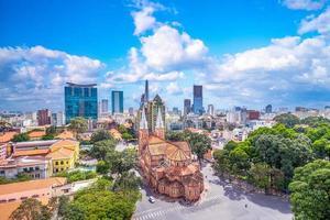 Notre Dame Cathedral Basilica of Saigon Vietnam photo