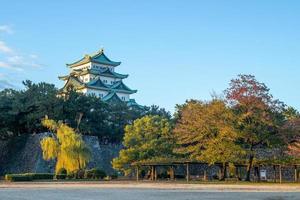 El castillo de Nagoya es un castillo japonés en Nagoya en Japón foto