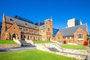La catedral de St George en Perth, Australia occidental foto