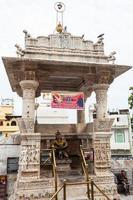 Jagdish Temple in Udaipur, Rajasthan, India photo