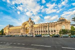 Petit Palais Museum in Paris, France photo