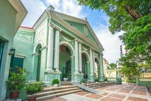 Dom Pedro V Theatre in Macau, China photo