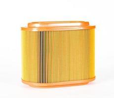 Sharp photo of engine air intake filter