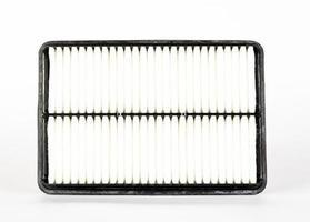 foto nítida del filtro de entrada de aire del motor