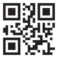 QR code vector for scanning