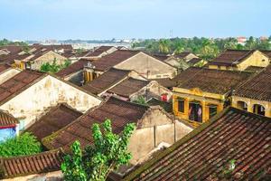 Hoi An ancient town in Vietnam photo