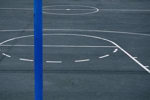 street basket court photo