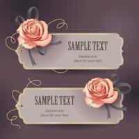 awesome flowers vector background