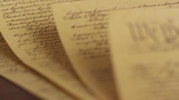 United States Constitution video