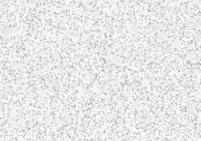 Abstract random grey dotted monochrome pattern or circles of different sizes background and texture vector
