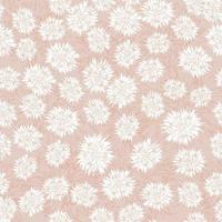 floral de patrones sin fisuras flor crisantemo ornamental textura oriental fondo de jardín de flores silvestres vector
