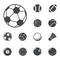 Sport Icons Sign Vector illustration