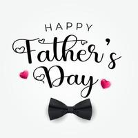 Happy Father's Day Background. Poster flyer greeting card or header for website vector