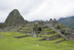 Machu Picchu a Peruvian Historical Sanctuary in 1981 and a UNESCO World Heritage Site in 1983 photo