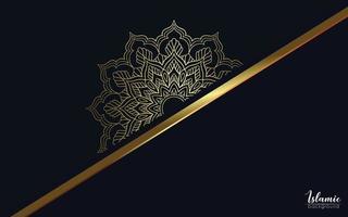 luxury mandala ornamental background Free Vector