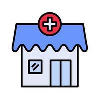 Pharmacy Vector Icon