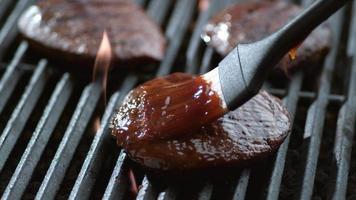 Steak barbeque, shot on Phantom Flex 4K video