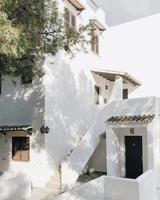 White Mediterranean House photo