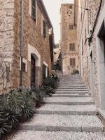 Mediterranean Village Streets photo