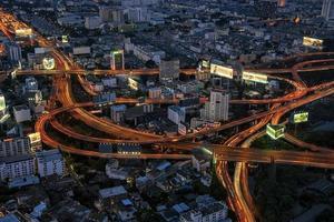 Bangkok city in Thailand photo