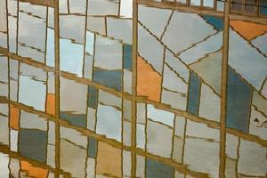 fondo de textura de reflejo de agua foto