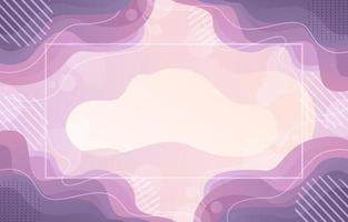 Purple Pastel Abstract Background vector
