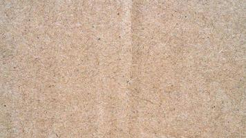 Brown cardboard carton texture macro photo