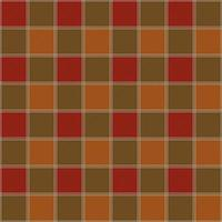 Red brown orange cell classic texture seamless pattern vector
