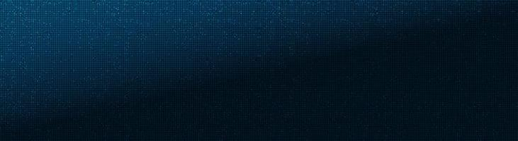 Panorama Modern technology Background vector