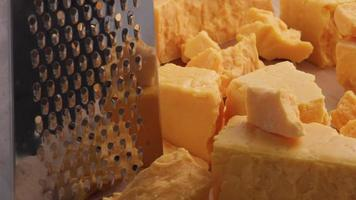 Cheddar Cheese Grated video