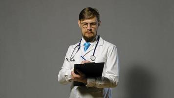 Doctor in White Coat video