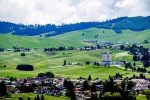 ciudad en italia foto