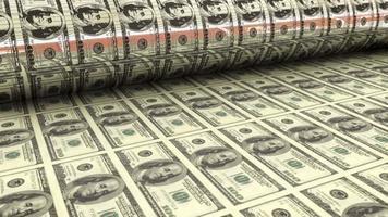 Printing American Money video