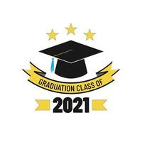 Happy graduation transparent background vector