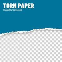 rasgar papel rasgado vector