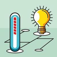idea inspiration technology vector