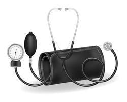 medical tonometer stock vector illustration isolated on white background