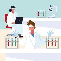scientifics genetic engineering vector