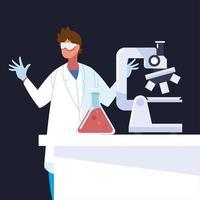genetic engineering research vector