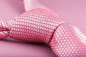 Pink ties, fashion accessories for a modern wardrobe photo