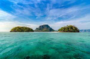 Thale Waek Separated Sea Krabi, Thailand photo